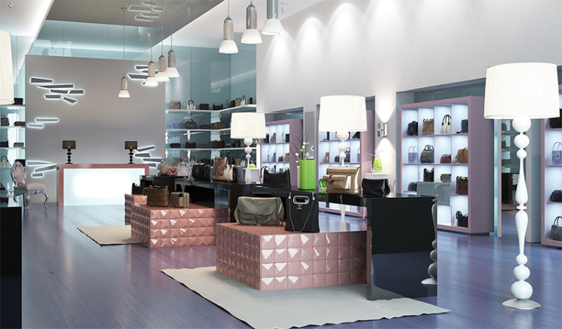 Low Cost Interior Design Ideas For Small Retail Stores